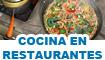 Cocinar en restaurantes