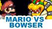 Mario y bowser